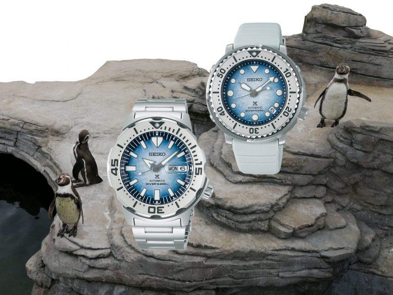 Seiko Prospex Save the Ocean SRPG57K1 und SRPG59K1