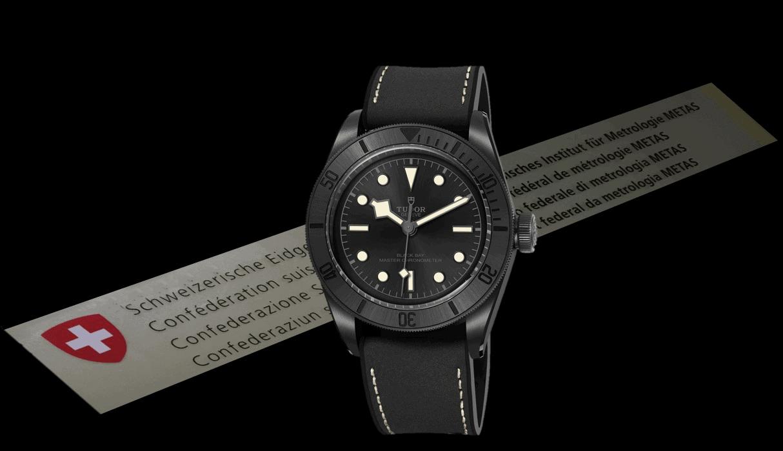 Tudor Black Bay Ceramic Master Chronometer