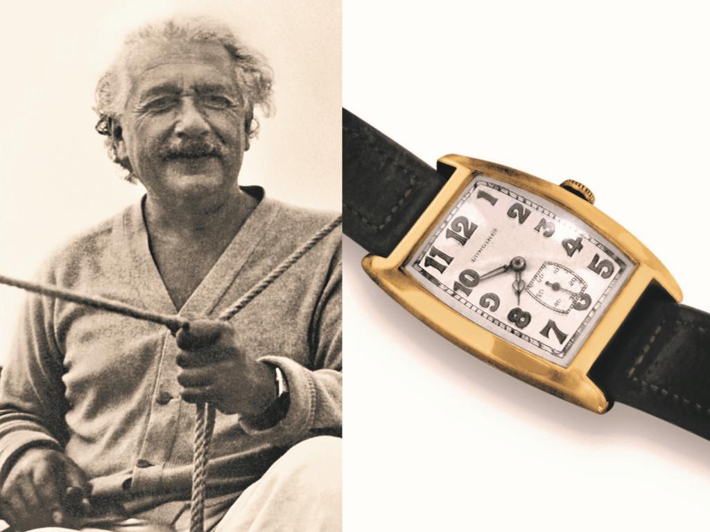 Albert Einstein Longines