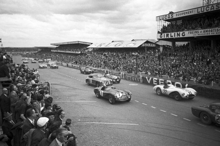 Autorennen von Le Mans