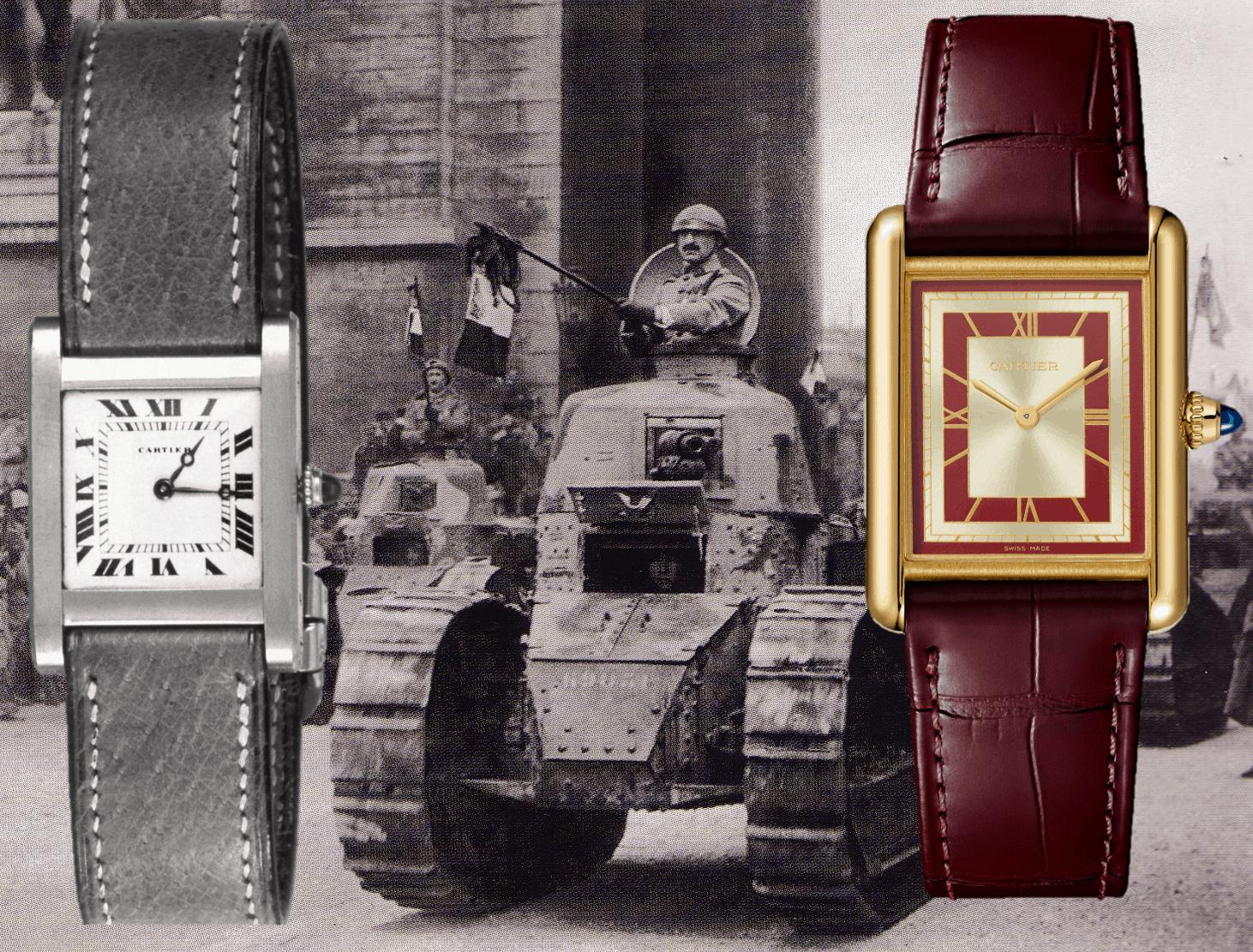 Cartier-Tank-1919-Cartier-Tank-Louis-Cartier-2021-Uhrenkosmos