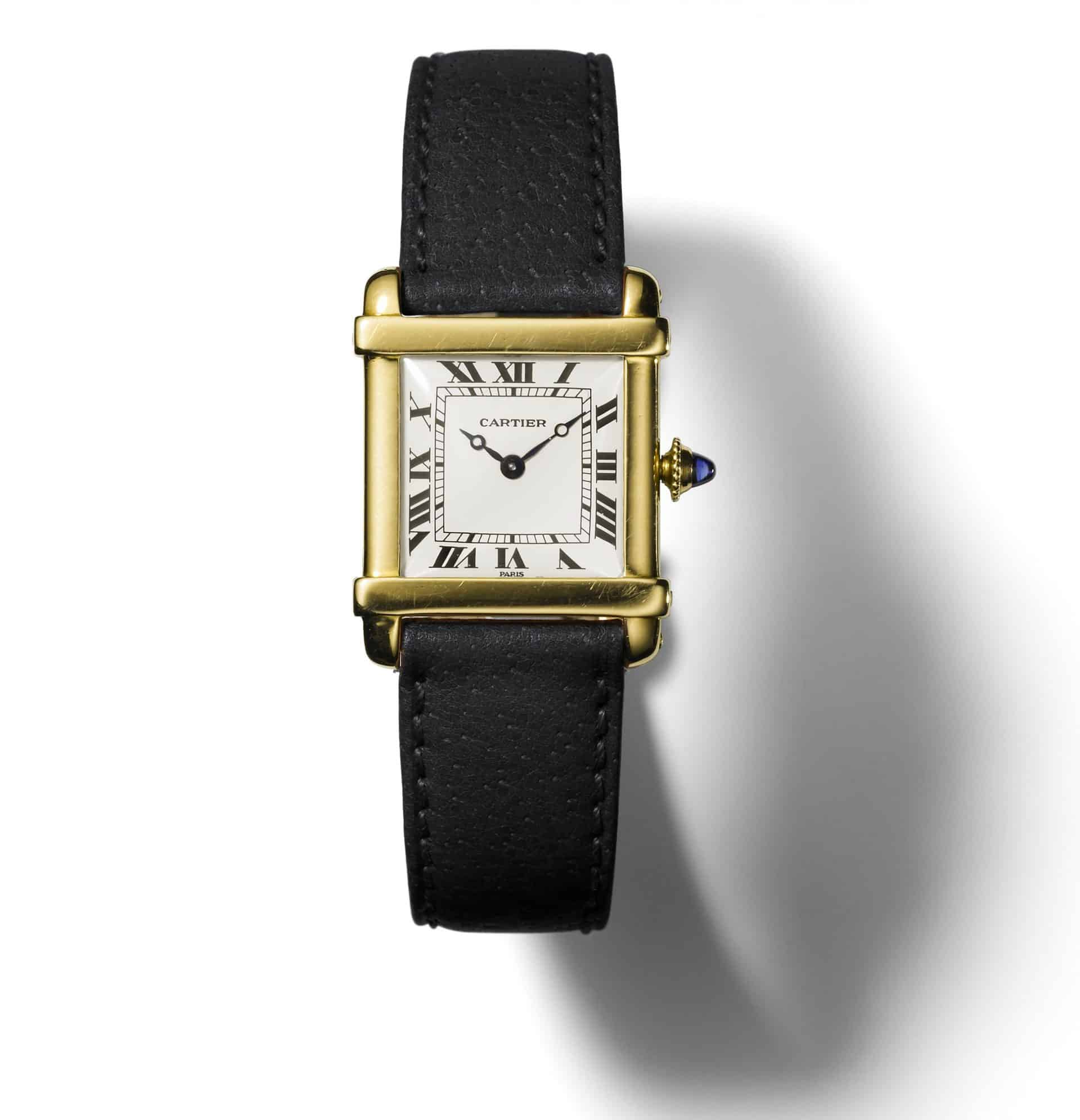 Cartier Tank Chinoise Vintage Modell