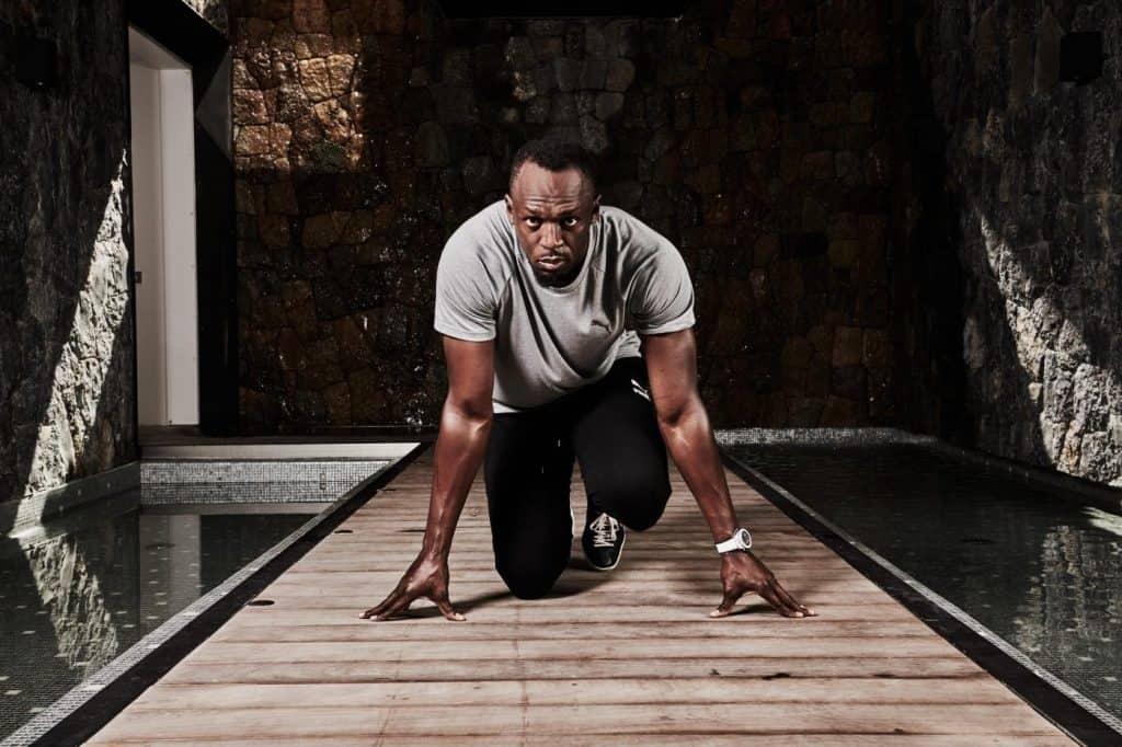 Hublot Markenbotschafter Usain Bolt