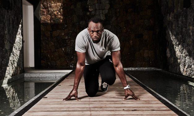 """Usain Bolt und Hublot: """"Zeit ist wirklich alles"""""""