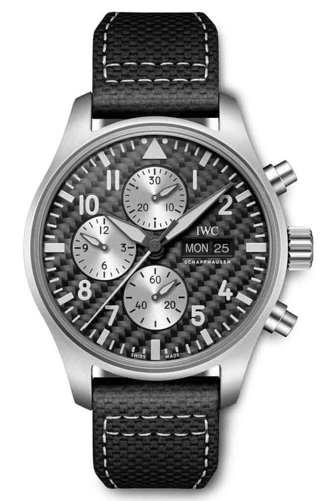 IWC Pilots Watch Chronograph Edition AMG Panda