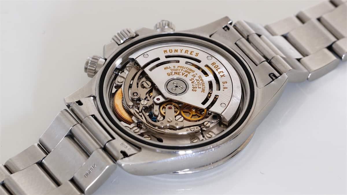 Rolex Chronographen Kaliber 4030-100