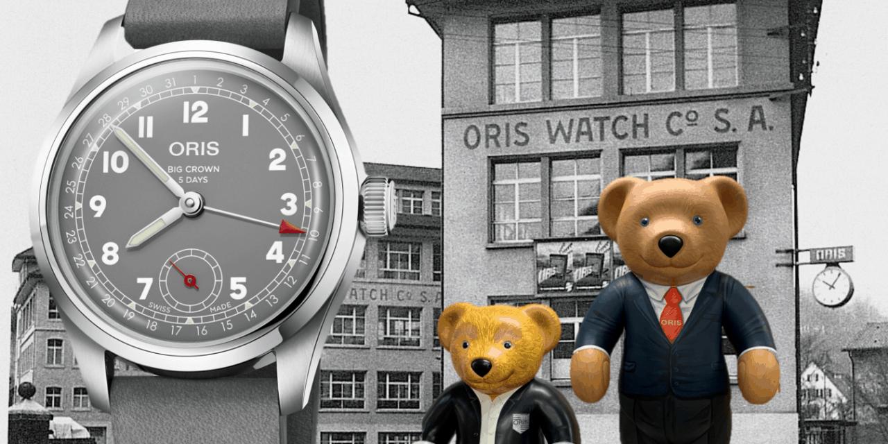 Oris Hölstein Edition 2021: Manufakturwerk mit Zeigerdatum