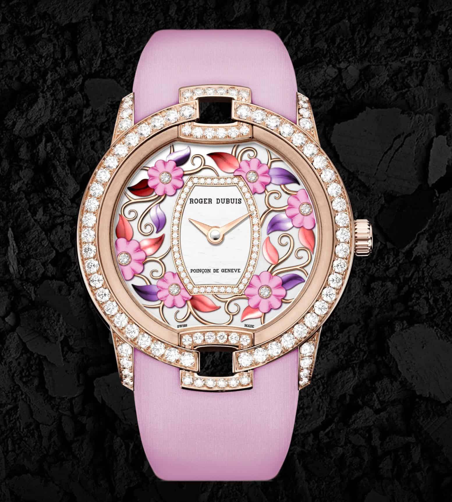 Roger Dubuis Velvet Pink Gold