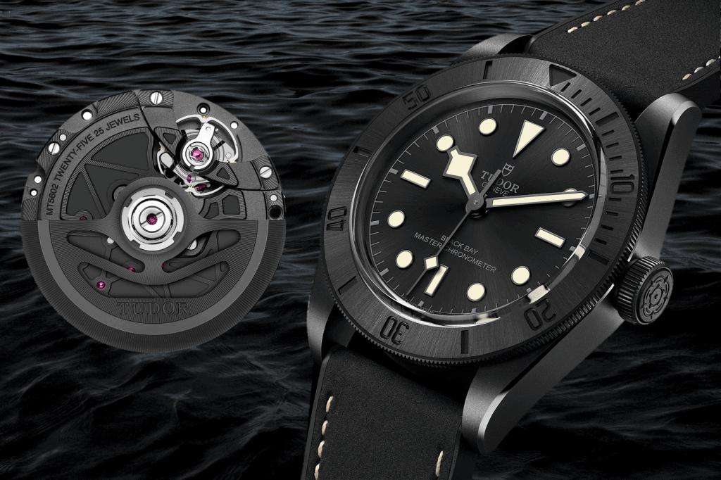 Tudor Black Bay Ceramic METAS Master Chronometer 2021 Uhrenkosmos