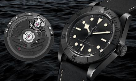 Tudor Black Bay Ceramic: Der schwarze Master Chronometer von Tudor