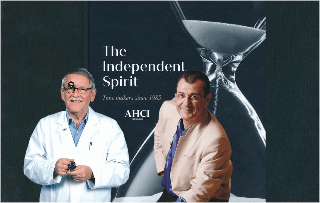 AHCI The Independent Spirit 2020 C GLB Uhrenkosmos