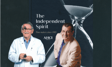 AHCI Académie Horlogère des Créateurs Indépendants: Das Happy Birthday Buch
