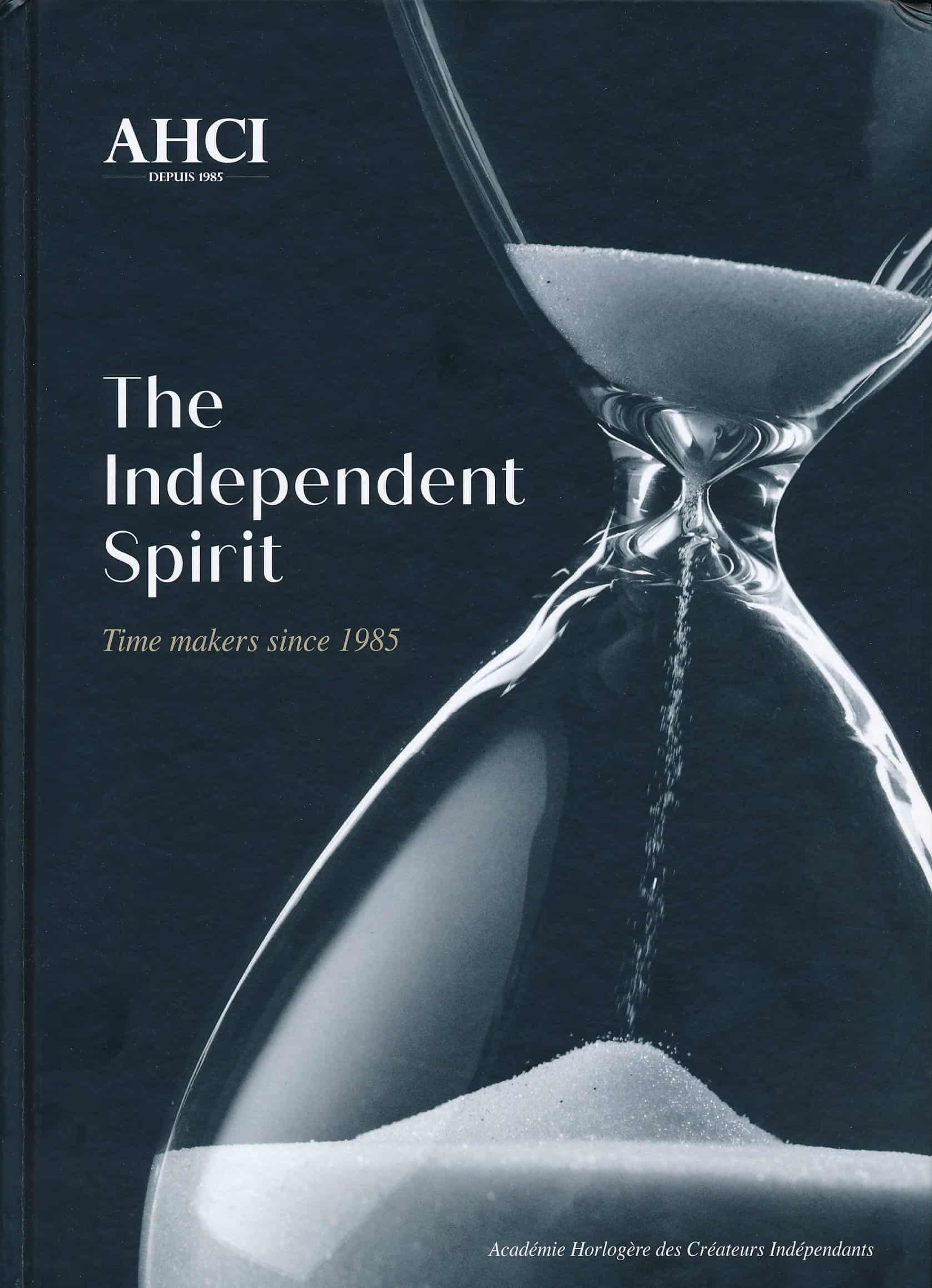 Buch AHCI The Independent Spirit 2020