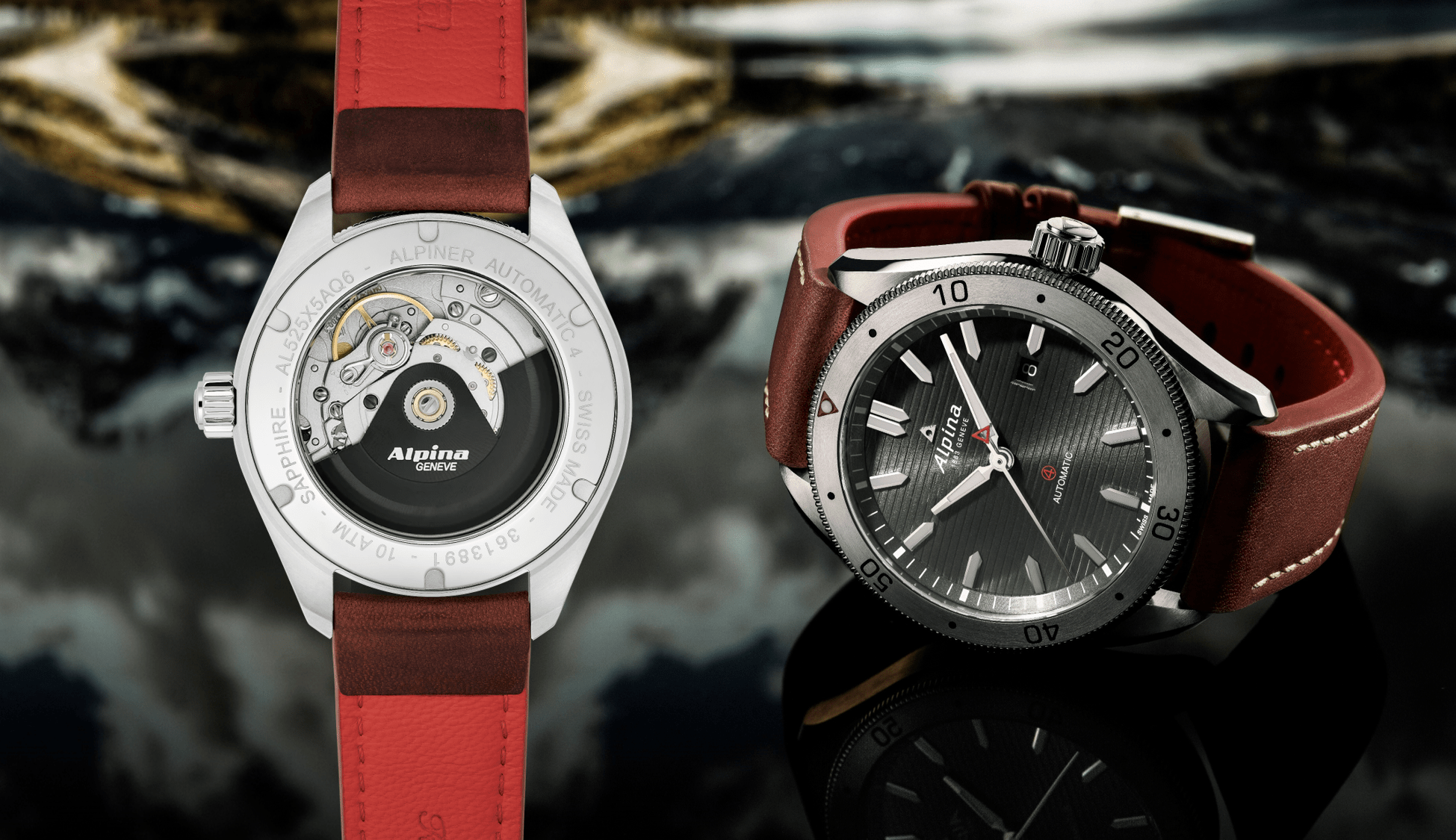 Alpina präsentiert eine neue Version der Alpine4 ArmbanduhrAlpina Alpiner 4 Automatik: Diese Zahl hat eine lange Geschichte