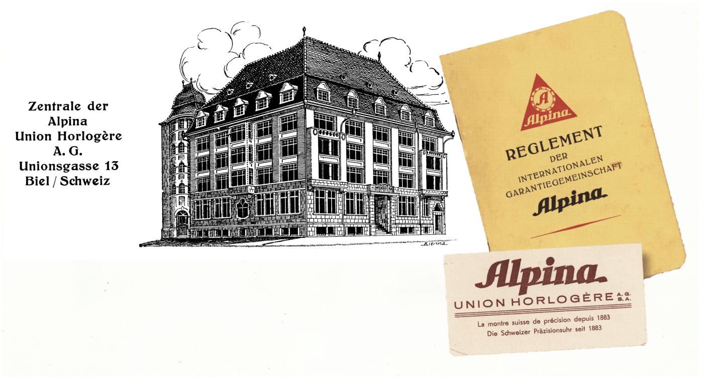 Alpina Union Horlogère 1910 (C) Uhrenkosmos