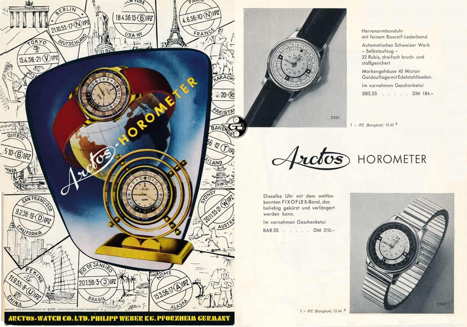 Arctos Horometer