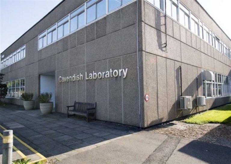 Cavendish Laboratory University of Cambridge