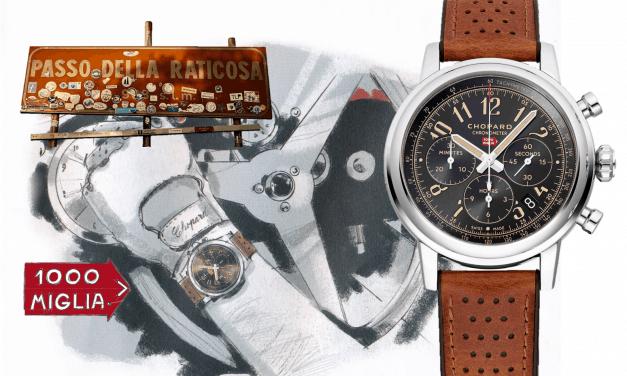 Chopard Mille Miglia Classic Raticosa Chronograph: Die Sportive  Gentleman-Uhr