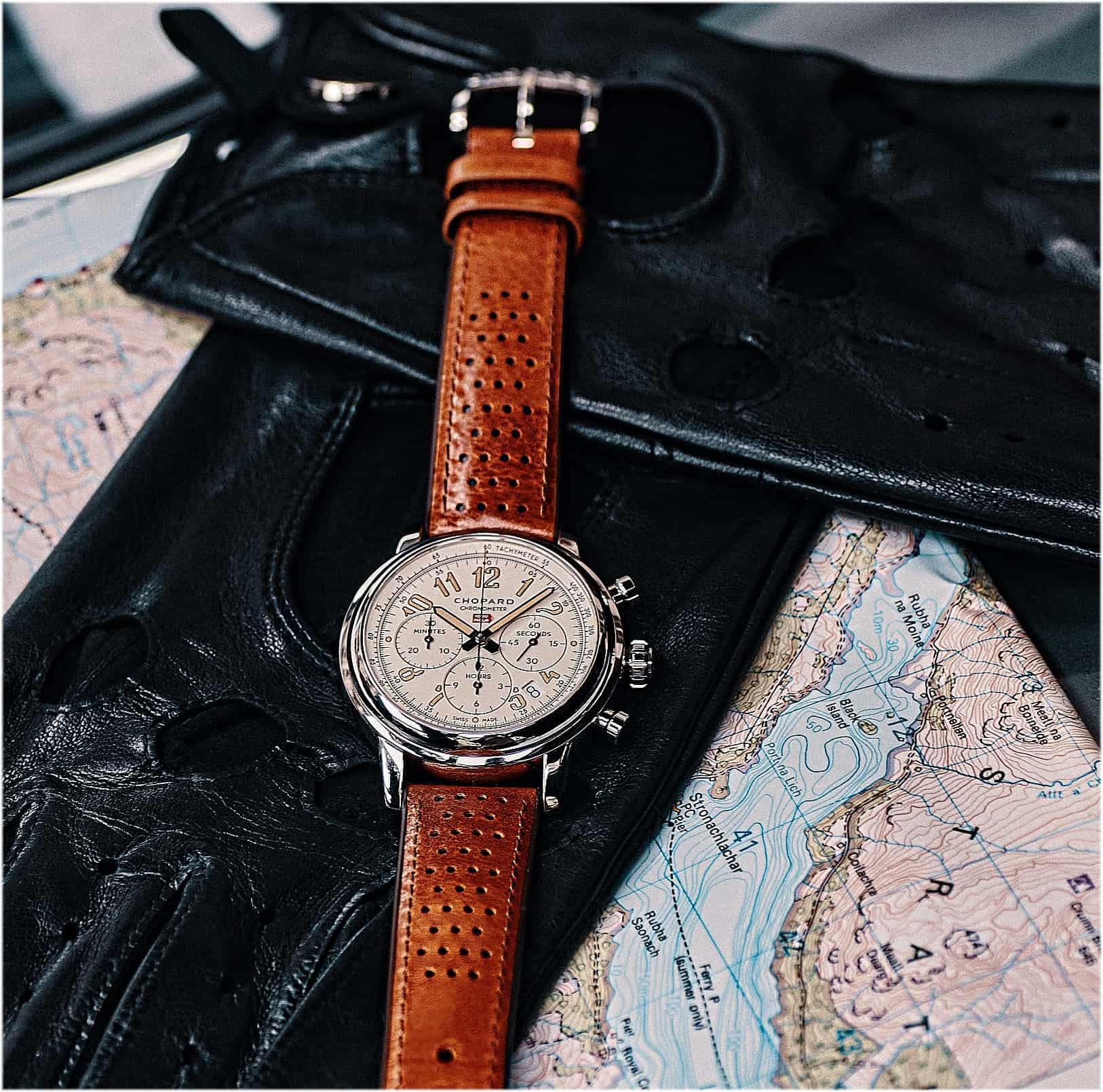 Chopard Mille Miglia Classic Chronograph Raticosa Referenz 168589-3033