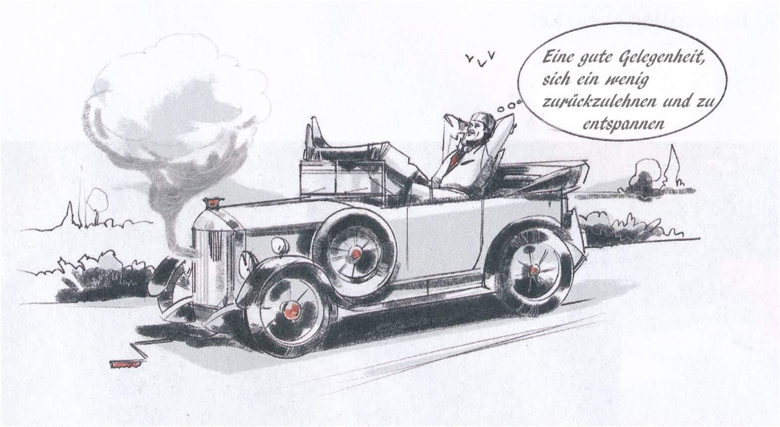 Regel 3 Gentlemen Driver