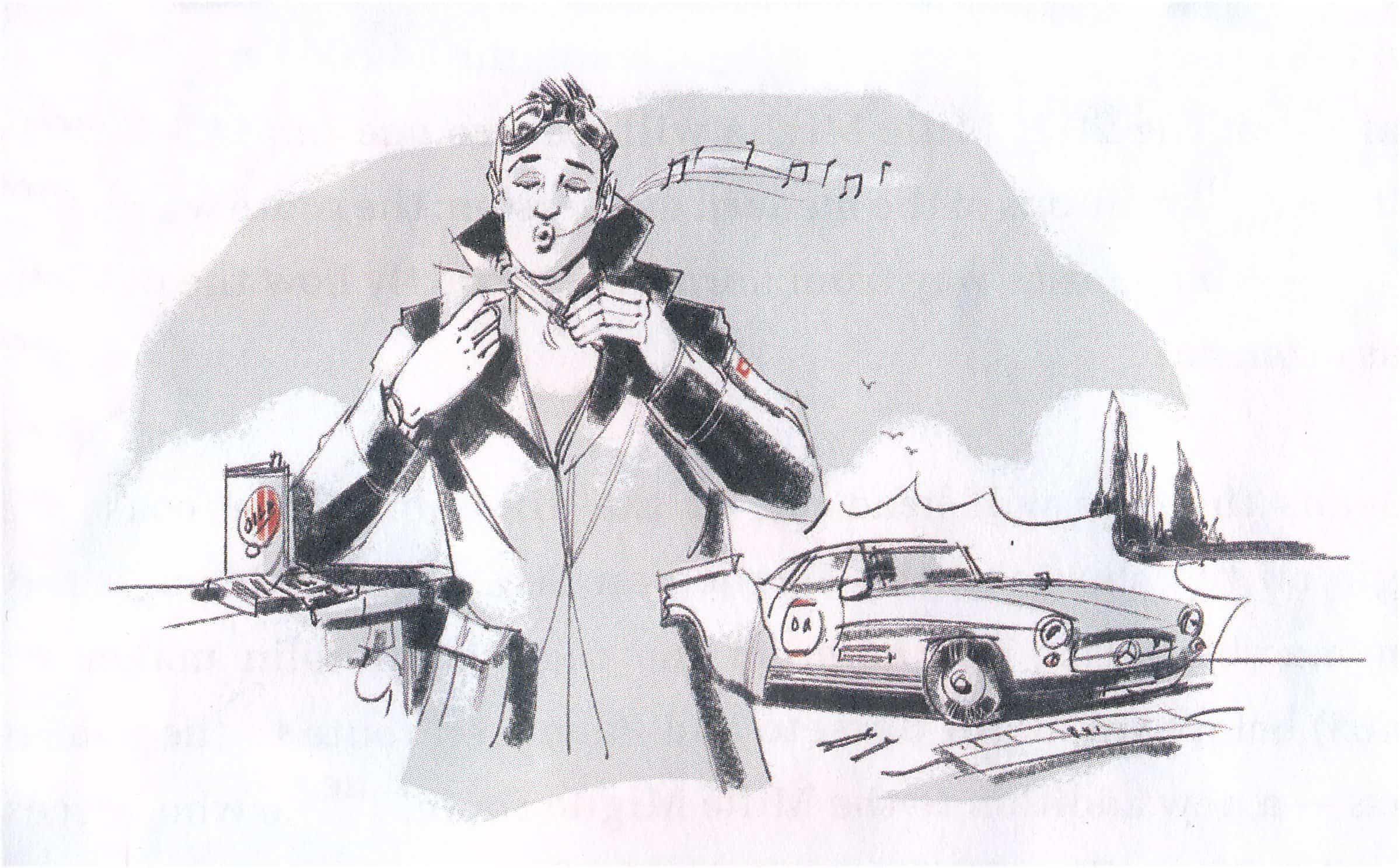 Regel 5 Gentlemen Driver