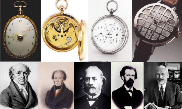 Chronograph, Kronenaufzug und Tourbillon: Die Geschichte der Uhr im 19. Jahrhundert