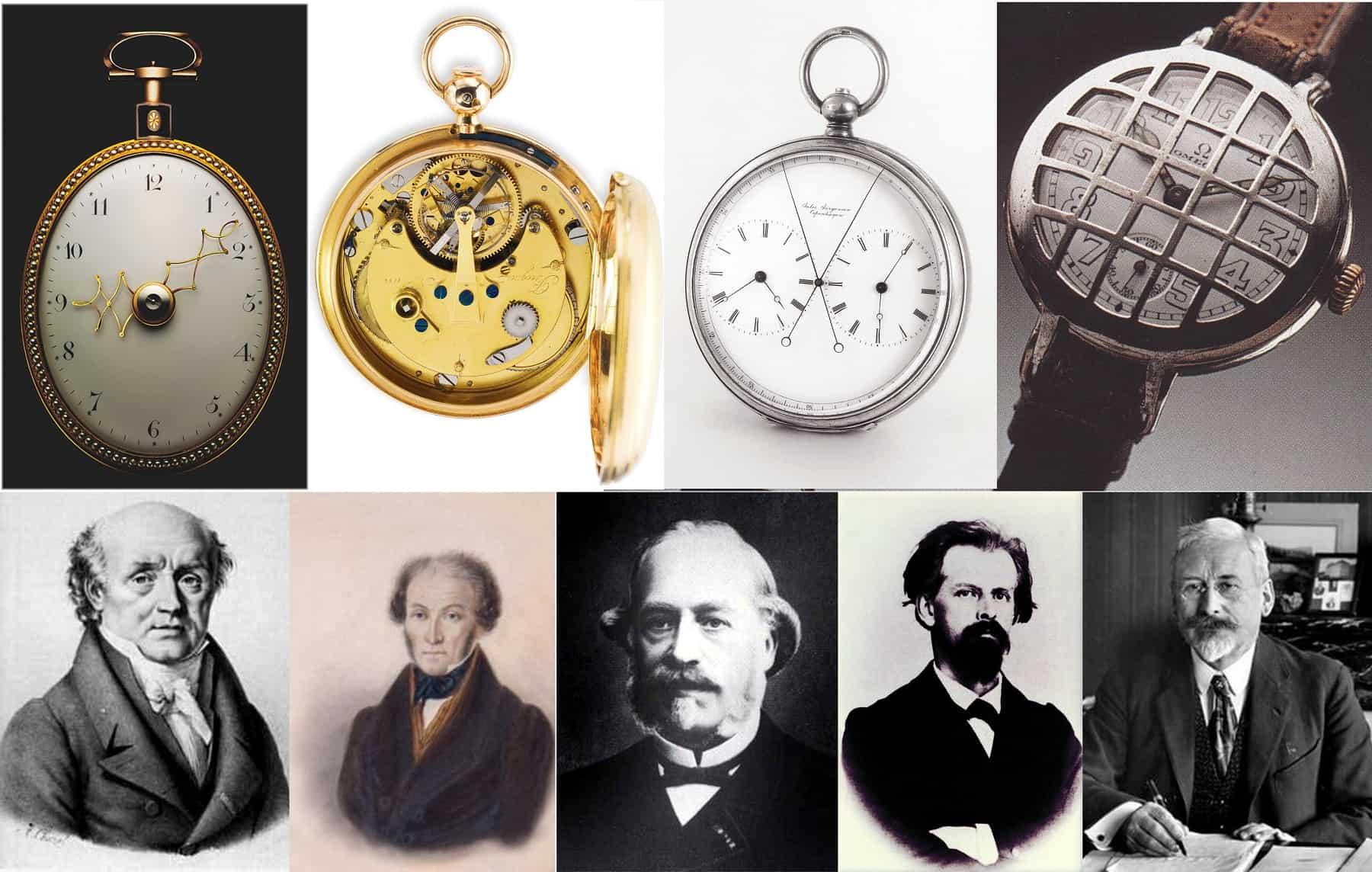 Die Geschichte der Uhr Teil 5Chronograph, Kronenaufzug und Tourbillon: Die Geschichte der Uhr im 19. Jahrhundert