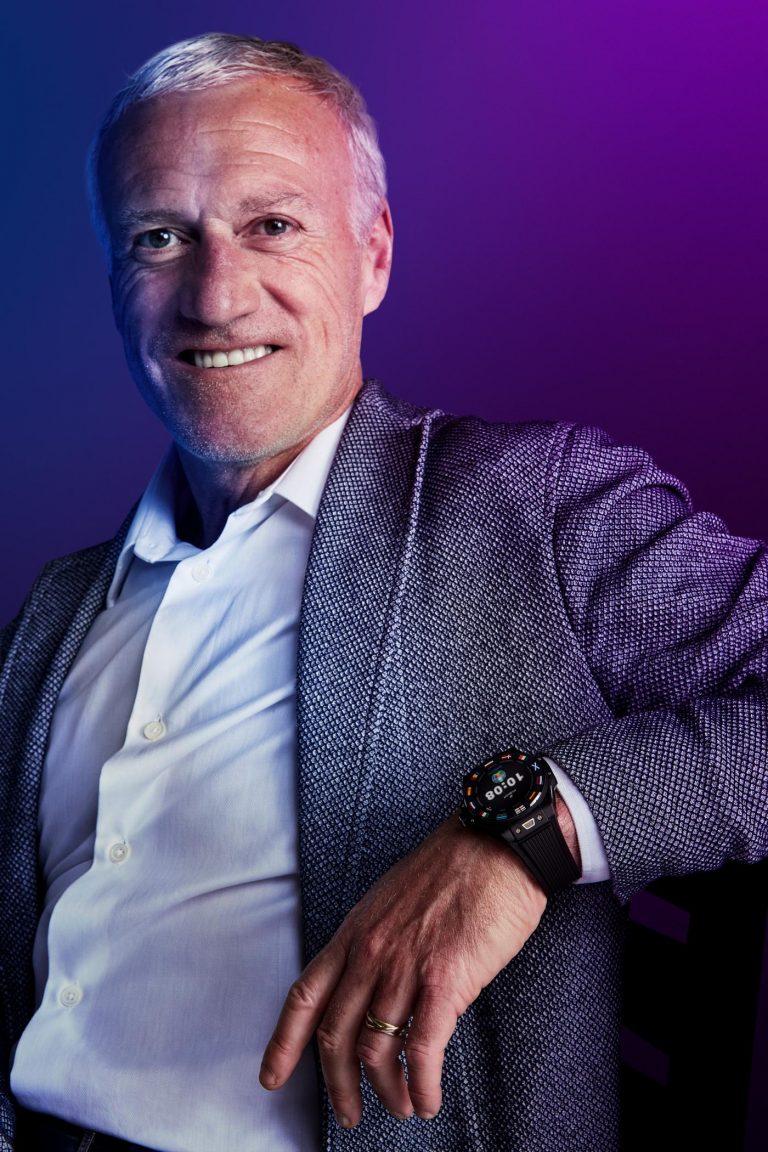 Hublot Ambassador Didier Deschamps