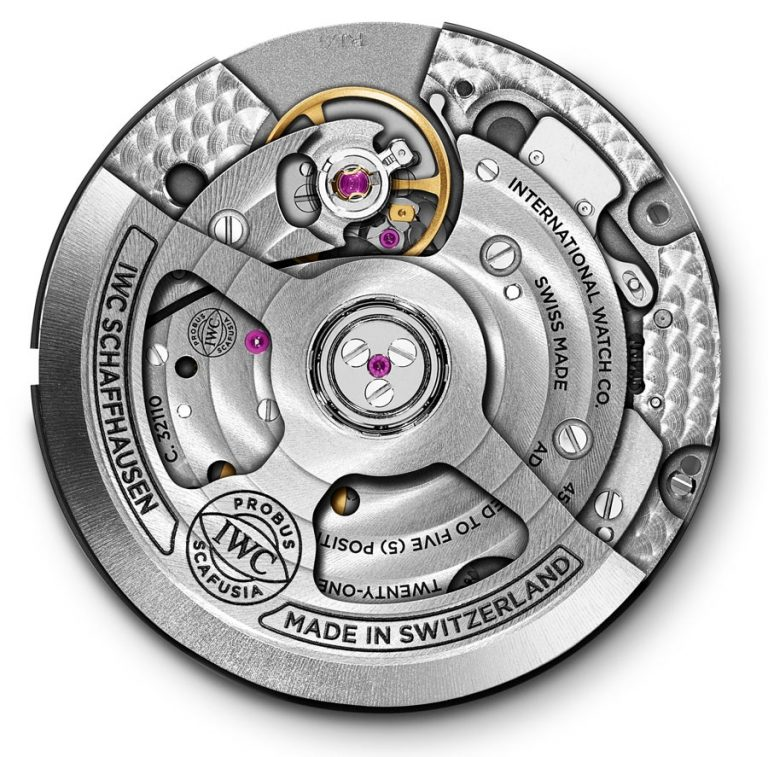 IWC Automatik-Kaliber 32110