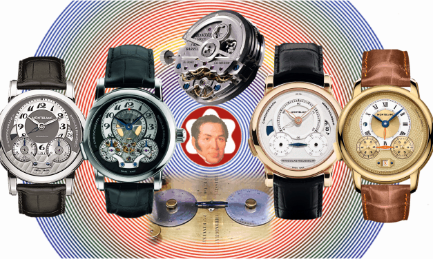 Montblanc Star Legacy Rieussec Chronograph: Montblanc und seine Nicolas Rieussec Chronographen