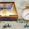 Nicolas Mathieu Rieussec Tintenchronograph von 1821 und 1837 (C) Uhrenkosmos