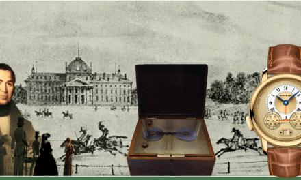 Nicolas Mathieu Rieussec und die Erfindung des Chronographen