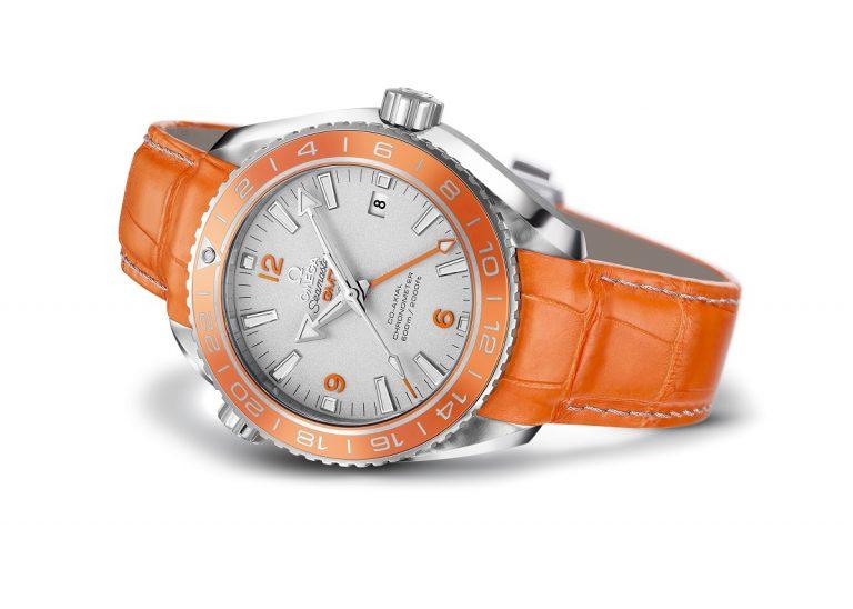 Omega Seamaster Orange Ceramic