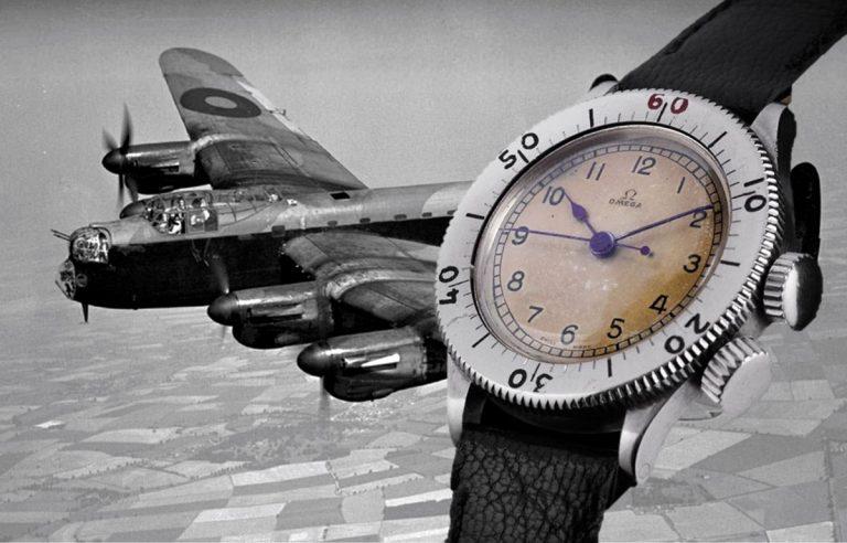 Omega CK2129 Britische Luftwaffe