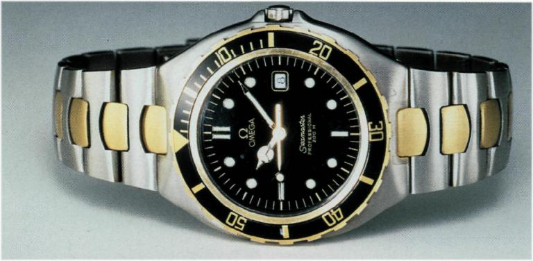 Omega Seamaster Professional 200 m von 1988