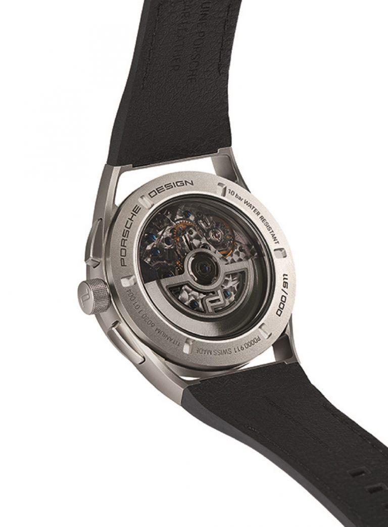 PD 911 Chronographen-Kaliber