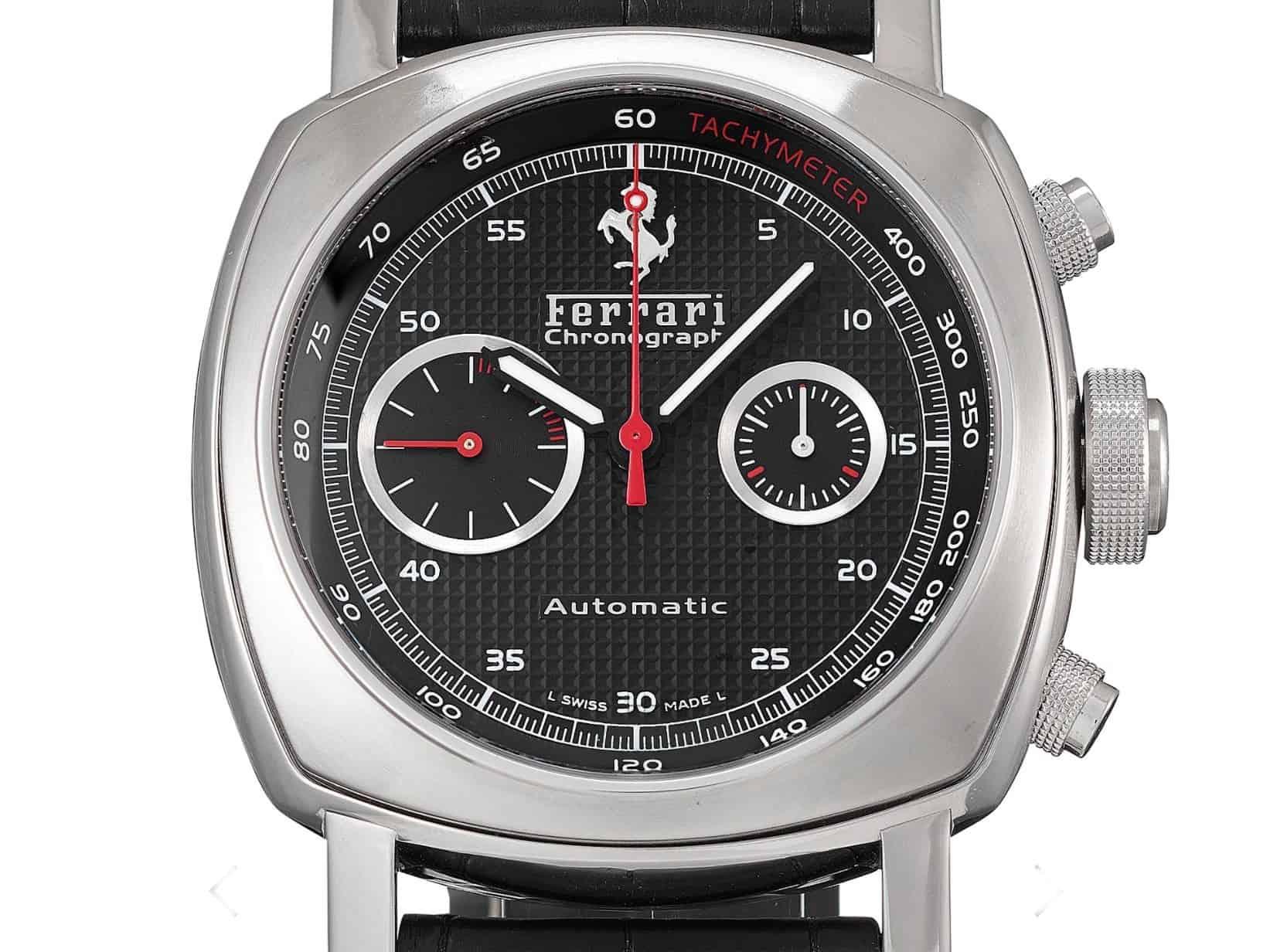 Panerai Ferrari Granturismo Chronograph Ref Fer00004