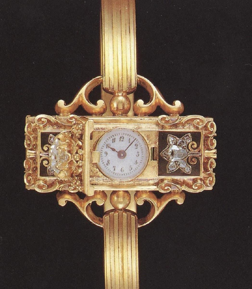 Patek Philippe erste Damenuhr 1868