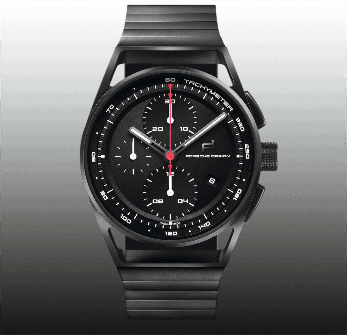 Porsche-Design 1919 Chronotimer All Black 2016
