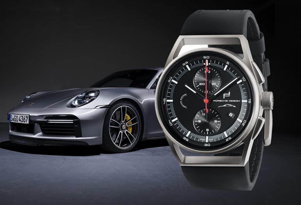 Porsche Design 911 Timeless Machine