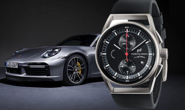Den Porsche Design 911 Timeless Machine Chronograph gibt es? Genau!  911 mal.