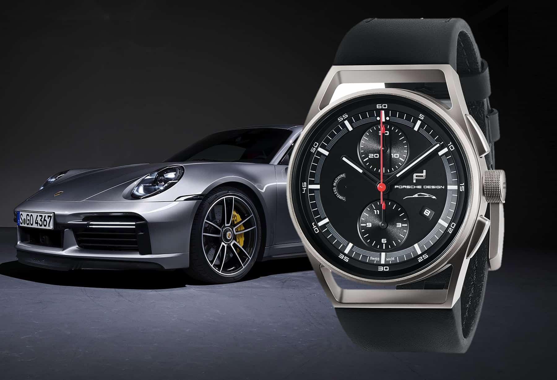 Porsche Design ChronographDen Porsche Design 911 Timeless Machine Chronograph gibt es? Genau!  911 mal.