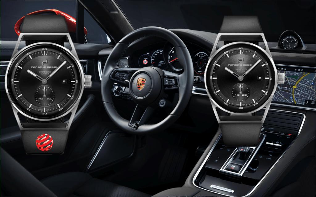 Porsche Design Sport Chrono Subsecond 42 mm und 39 mm
