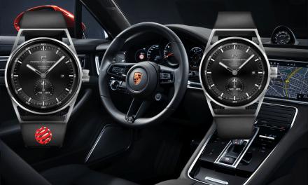 Porsche Design Sport Chrono Subsecond: Die Uhr zum Auto