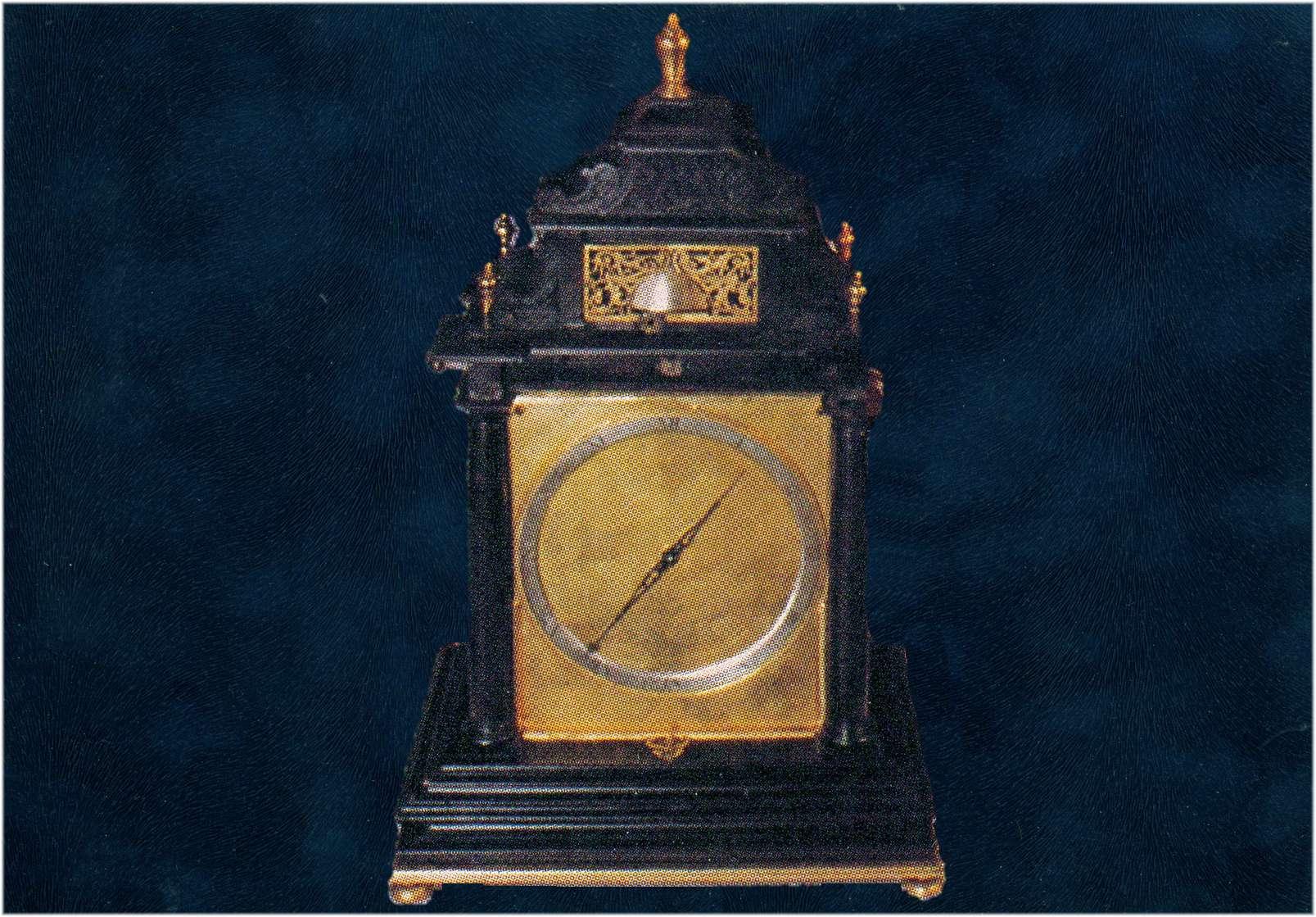 Praezisionsuhr von Jost Buergi aus dem Jahr 1580