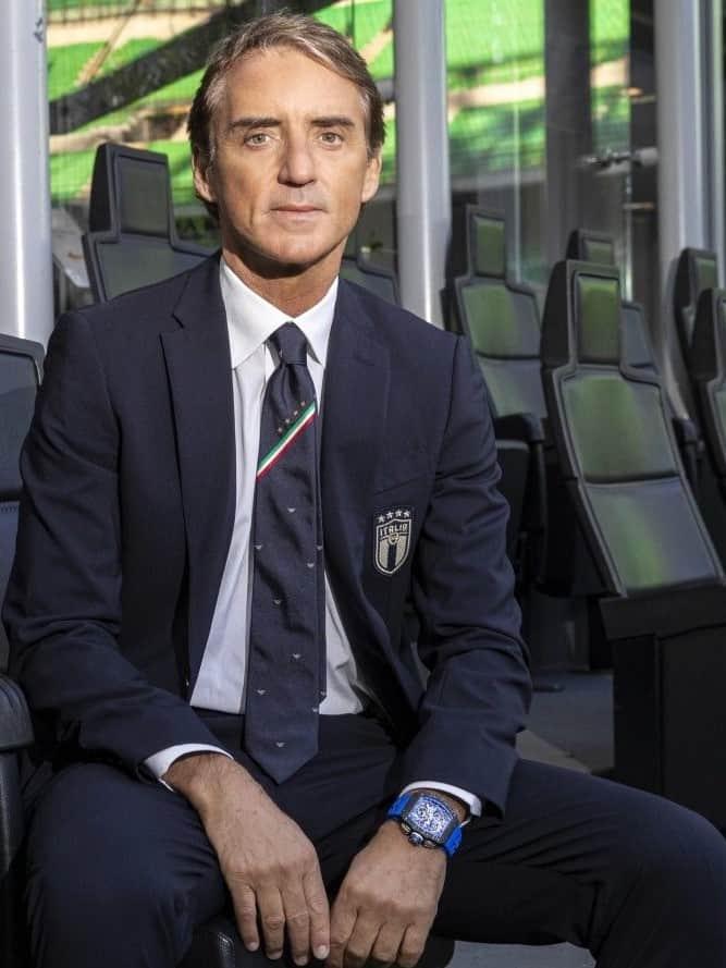 Roberto Mancini Richard Mille RM 11-04
