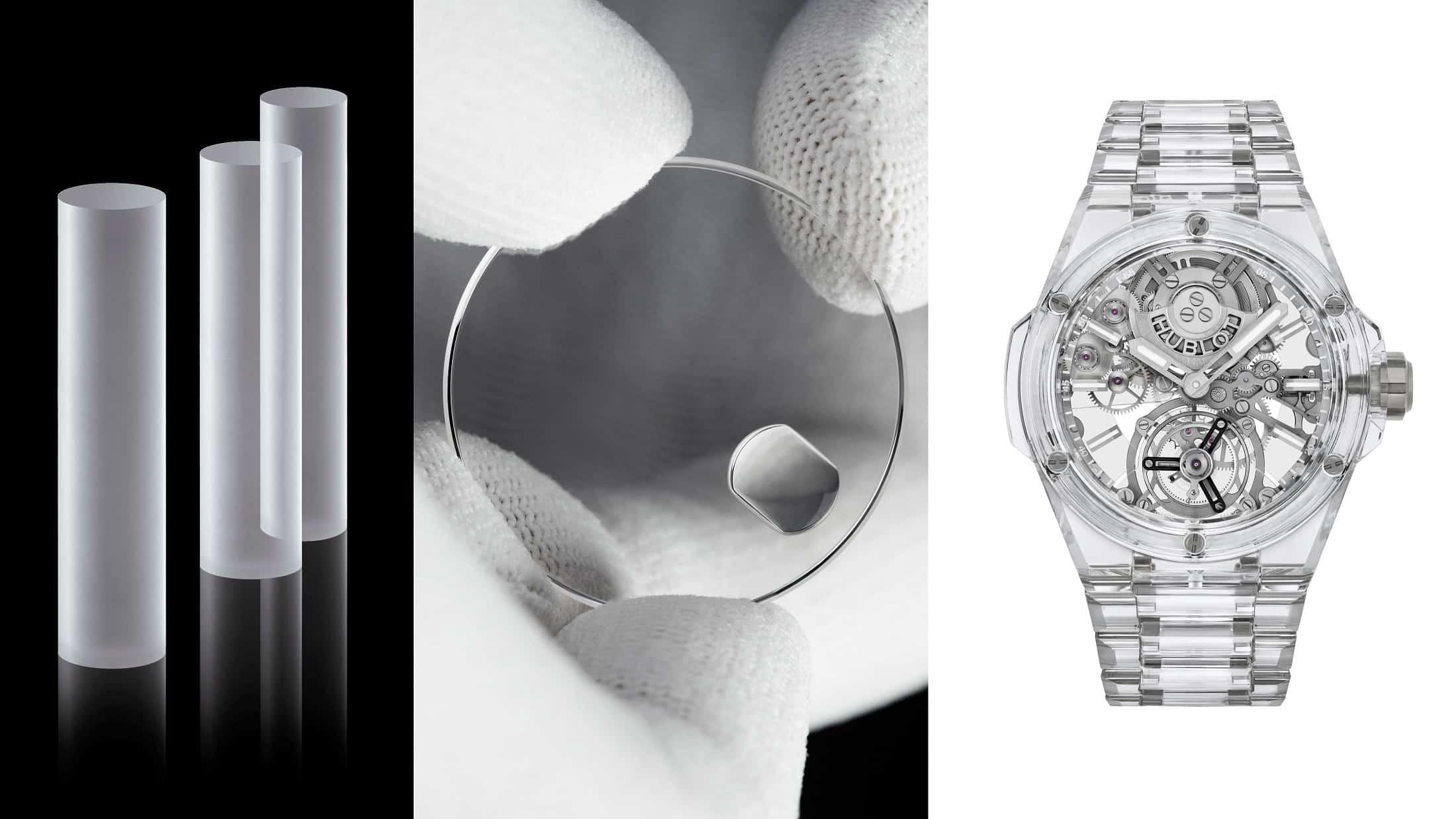 Herstellung von Saphir-Uhrengehäuse und SaphirglasSaphirglas: So entstehen Saphirgläser und Saphir-Gehäuse