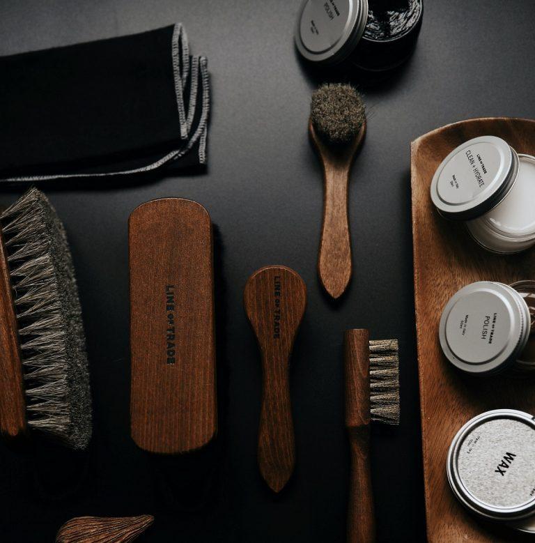 Schuhpflege-Set