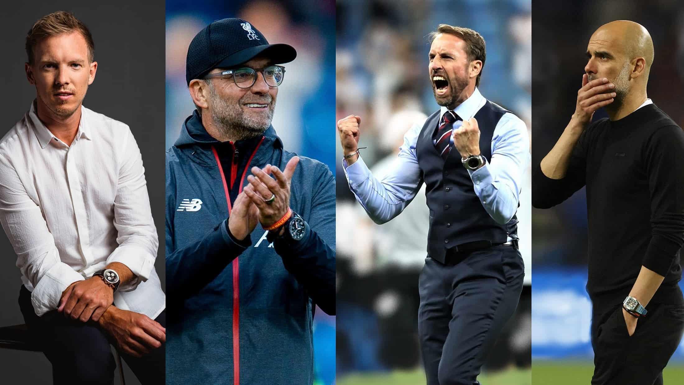 Watch of Fame: Fußball und StilUhren der Trainer: Das tragen die Erfolgs-Coaches