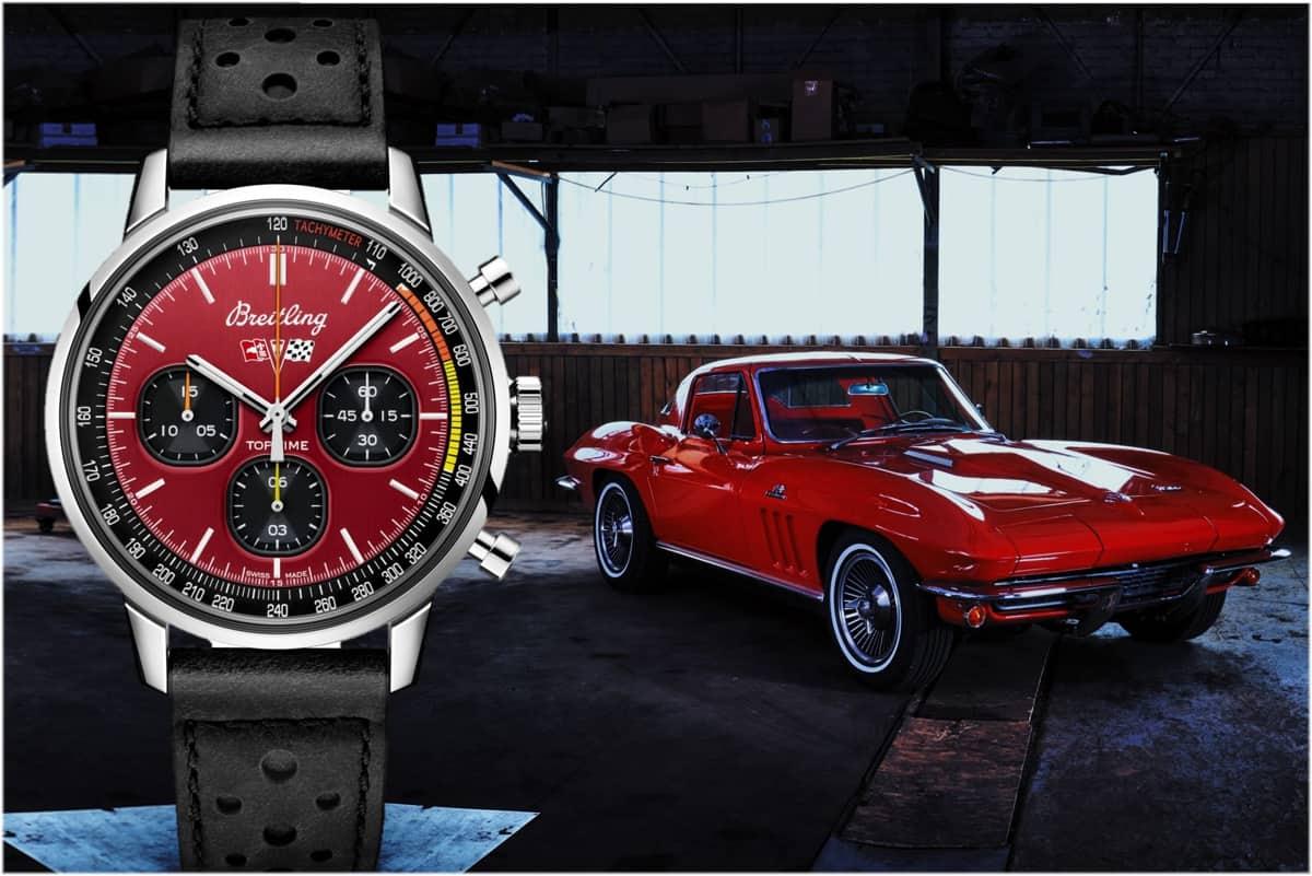 Breitling Top Time Chevrolet Corvette